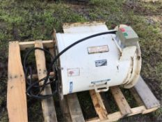 220V Aeration Fan (Lot 57, 58, 59, 60 & 61 Selling on Choice)