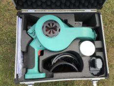 14.4V Cordless Compact Minibatt Sample Harvester