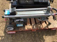 """110V 6-Ton 21"""" Log Splitter"""
