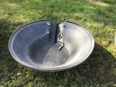Round Auger Hopper (Lot 45, 46, 47, 48, 49, 50 & 51 Selling on Choice)