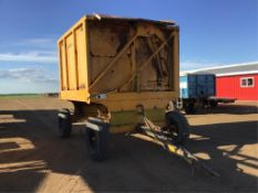 Field Queen Silage Wagon