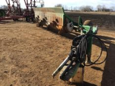 2012 16ft PTO Drive Root Picker
