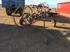 5-Wheel Hay Rake