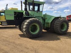 KM-360 Panther Steiger 4wd Tractor