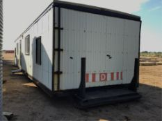 12' x 54'Double-Ender Self-Contained Well-Site Trt 3-Bedroom, 2-Bath, Bunk Beds, Washer & Dryer,
