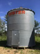 +/-2000bu 14ft x 5-Ring Twister Grain Bin OPI Cable & Ladder. Lot #s' 36, 37, 38, 39, 40, 41 & 42