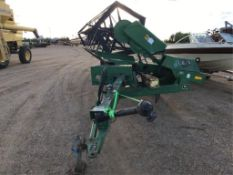 590 John Deere 24Ft Swather (Parts Only) Wobble Box & Canvas Missing