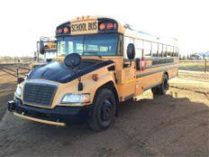 2009 Bluebird 54-pass Bus VIN 1BAKCCKAX9F254648 Cat Diesel Eng, A/T, 227,680km