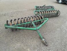 Set of (3) Coil Packers