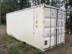 2019 20Ft Shipping Container Sea Can Lot #s' 32 & 33 Selling on Choice.