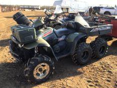 2005 Polaris Sportsman 500 6x6 ATV