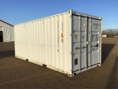 2020 20Ft Shipping Container Sea Can Lot #s' 32 & 33 Selling on Choice.