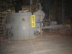 RED LEAD-OXIDE FURNACE