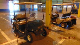 Assorted Golf Carts w/ Chargers
