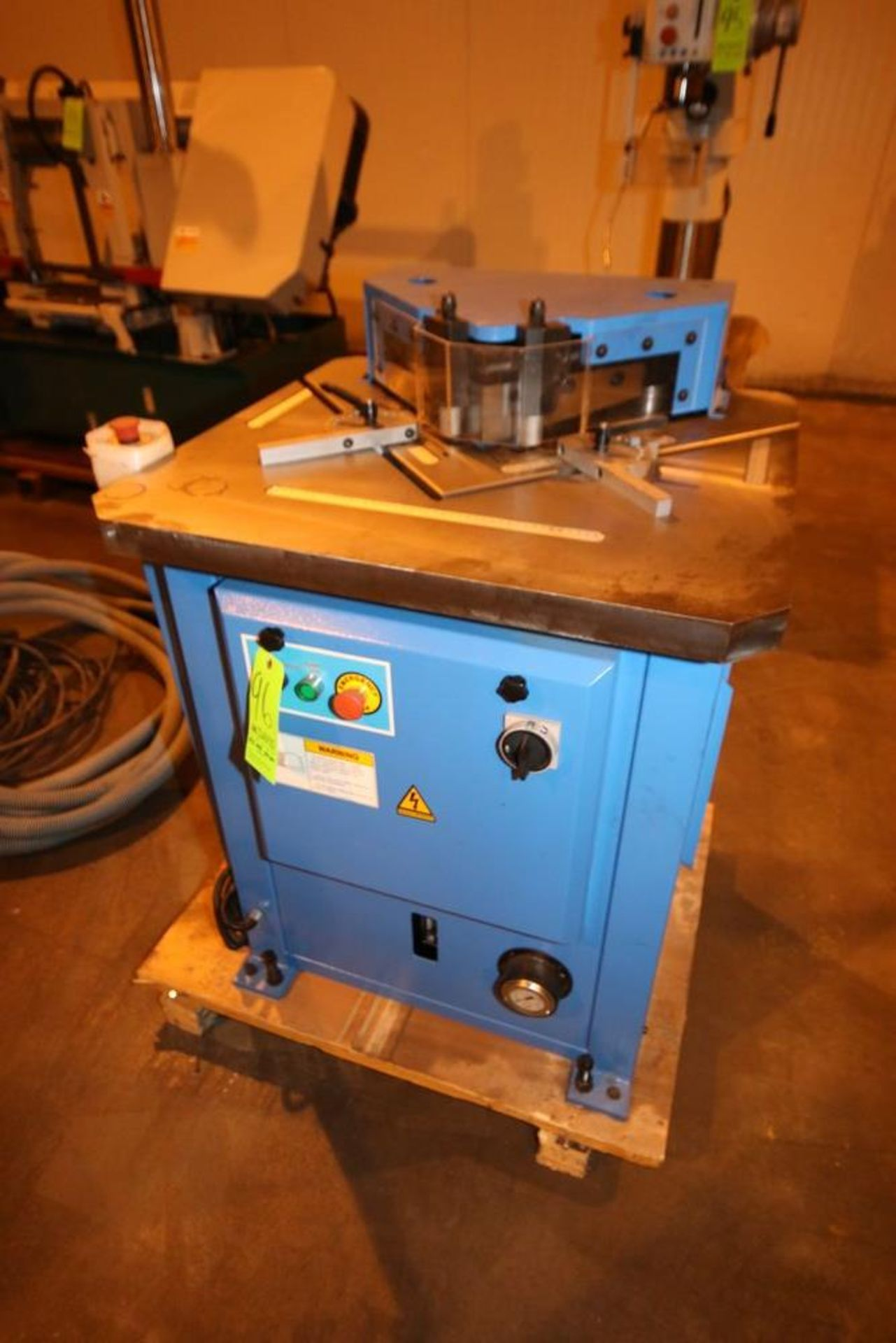 """Lot 96 - NEW Angeled Cutting Table, with Adjusting Holders, with 32"""" L x 29-1/2"""" W Table (LOCATED IN"""