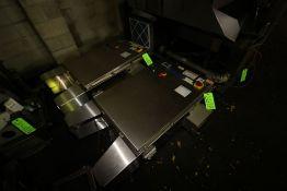 S/S Control Panels, Includes (2) Allen Bradley MicroLogix 1400s, (6) Allen Bradley Powerflex 4 VFDs,