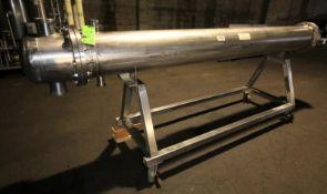 "Process Equipment Inc / Scepter 11 ft L x 14"" W S/S Membrane Module, Model 14C-750A-10P4, SN 01-"
