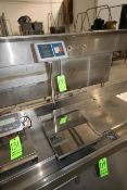 """S/S Platform Scale, with Digital Read Out, with Aprox. 20"""" L x 16"""" W S/S Platform (LOCATED IN"""