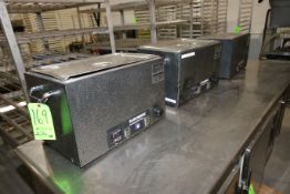 FlavorSeal Circulating Water Bath, with S/S Lids (LOCATED IN YOUNGSTOWN, OH) (Rigging, Handling &