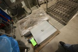 Lot of Grease Traps, Located on (1) Pallet (LOCATED IN YOUNGSTOWN, OH) (Rigging, Handling & Site