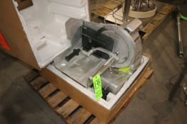 """Bizerba S/S Slicer, M/N VS12, Aprox. 13-1/2"""" Dia. Blade (LOCATED IN YOUNGSTOWN, OH) (Rigging,"""