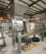 2008 Stephan TC 300 Combicut Batch Mixer / Cutter / Disperser / Emulsifier, Model TC 300, S/N