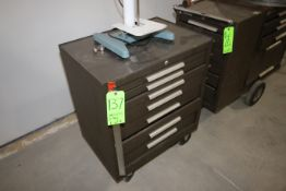 Kennedy Portable Tool Boxes, with Multiple Drawers (LOCATED IN YOUNGSTOWN, OH) (Rigging,