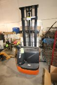 Doosan Walk Behind Electric Forklift, with 61.3 Operating Hours (LOCATED IN YOUNGSTOWN, OH) (