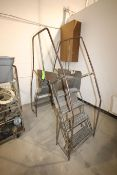 """Step Over Platform, Overall Dims.: Aprox. 165"""" L x 30"""" W x 48"""" H (LOCATED IN YOUNGSTOWN, OH) ("""