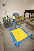 """Fairbanks Platform Scale, with Aprox. 29-1/2"""" L x 30"""" W S/S Platform, with Digital Read Out, Mounted"""