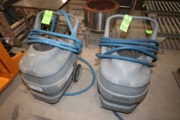 EcoLab Portable Foamers, with Hose & Nozzels (LOCATED IN YOUNGSTOWN, OH) (Rigging, Handling & Site