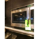 Menumaster Commercial Microwave, Model MRC22S2, S/N P2003707M 1 CuFt Interior Space, 2200 Power