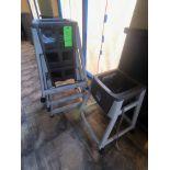 (4) Koala Kare Portable Booster Seat / High Chair, Model Kidsitter
