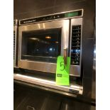 Menumaster Commercial Microwave, Model MRC22S2, 1 CuFt Interior Space, 2200 Power Output