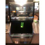 Structural Concepts Harmony Refrigerated Dual Service Merchandizer Case, Model HMBC-2, S/N 0969020