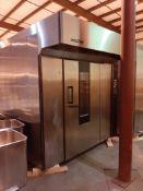 Wachtel Compact 2.8 Double-Rack Baking Oven , Model 2.8 Double Rack, S/N 27390, Owner Item Number ,