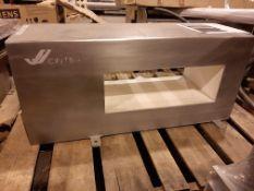 """Cintex Metal Detector Head 20"""" Wide x 7"""" High, Model , S/N 21282, Owner Item Number , (Located in"""
