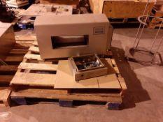 """Goring Kerr Metal Detector Head 14"""" W x 4"""" H, Model , S/N , Owner Item Number , (Located in Sioux"""