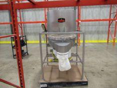 2015 Kason Sifter / Separator, Model K-Series KBDS-30, Job # K-31970, With Sifter Dump Station(