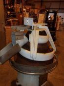 Oshikiri R.O. RQS Umbrella Type Dough Rounder, Model R.O., S/N 806672, Owner Item Number , (