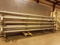 FranRica OES01-CX-01 Heat Exchange 14 Tubes, Model OES01-CX-01, S/N , Owner Item Number 11, (Located