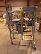 Millerbernd Cheese Cuber, Model , S/N , 120 PSI Air Cylinder, 100/120 V(Located in Sioux