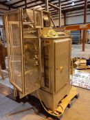 Simionato MH7 Vertical Form Fill and Seal, Model MH7, S/N 1972, Owner Item Number , (Located in