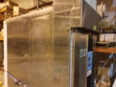 Baxter PC 100-M58 Dough Electric Proofing Cabinet, Model PC 100-M58, S/N 9714-00743, Owner Item