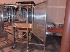 Pizzamatic S/S Topping Applicator (Located in Sioux Falls)