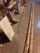 """Flexicon Stainless Steel Auger Conveyor 4.5"""" D, Model , S/N , Owner Item Number #032, (Located in"""