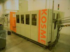 Kosme PET Stretch Blowmolder, Model: KSB2000, Serial Number: K2D0081, Includes Chiller