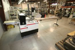 Arty-Pac Horizontal Wrapper, M/N ARTY 75H, S/N 748 101.1, 230 Volts, 1 Phase, with Aprox. 9' S/S
