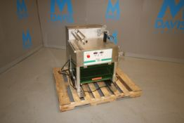 Deli Cup Sealer, Model DELI CUP 900XXL (IN#69790)(LOCATED IN MDG AUCTION SHOWROOM--PITTSBURGH,