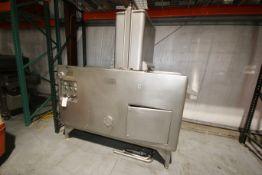 """SEFFEAAR & LOOYEN Inc. (Selo) / Protecon 22"""" W S/S Meat Injector, M/N SPI-42-S, Type PI-42, S/N 290,"""